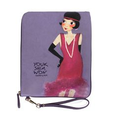 #ipad case/pouch, great for clutch as well!