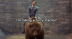 Anchorman - I'm riding a furry tractor Funny Movies, Good Movies, Funniest Movies, Funny Gifs, Movies Showing, Movies And Tv Shows, Steve Carell, Me Time, Movie Quotes