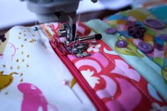 Make It Perfect Easy Peasy Zippered Pouch Tutorial