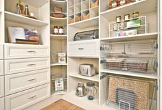 Traditional Pantry - Find more amazing designs on Zillow Digs!