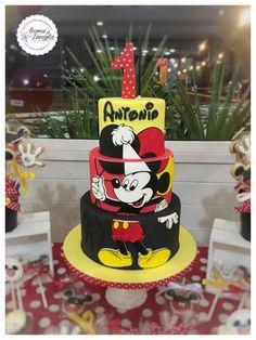 topolino/Mickey Mouse - Cake by aroma di vaniglia