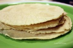 homemade corn tortillas - soo much better than store-bough, no preservatives, no trans fat, only 3 ingredients, and 55 calories each