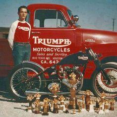 Triumph Bikes : Photo