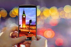 Novo smartphone LG | Conheça o K10. Veja mais em efacil.com.br/simplifica