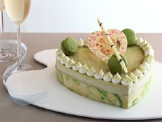 Green Tea Mousse Cake | The Ultimate In Exquisite Cake Creations | Cake & Wine Shop | Sheraton Hong Kong Hotel & Towers