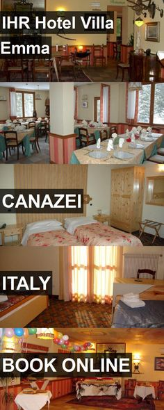 Hotel IHR Hotel Villa Emma in Canazei, Italy. For more information, photos, reviews and best prices please follow the link. #Italy #Canazei #hotel #travel #vacation