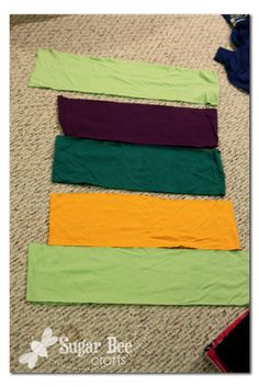 Upcycled Tshirt Skirt