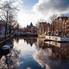 Amsterdam  by onthere