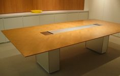 Custom - Conference Table Herringbone - Decca Contract
