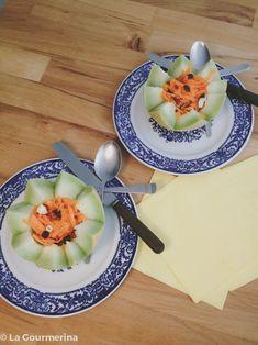 kreativer Different Salads, Brain Food, Panna Cotta, Ethnic Recipes, Food Food, Creative, Recipies, Dulce De Leche