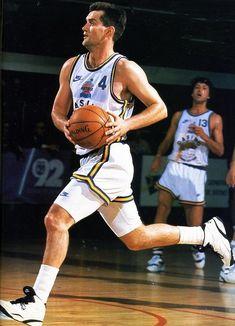 Zoran Sretenovic at Olympique Antibes. 92/93