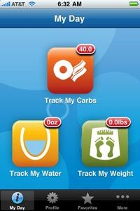 Carb Tracker for iPhone and iPod makes dieting easier - St. Louis low-carb | Examiner.com