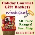 Winebasket.com/Babybasket.com/Capalbosonline.com (Capalbos Gift Baskets) is a family owned and operated business, large enough to handle orders for hundreds of baskets at a time, yet small enough to customize any order. Operating out of a 30,000 sq. ft. facility in NJ, we design and hand-make an extensive array of gift baskets, all beautifully presented in a variety of styles and colors. $0.00 USD
