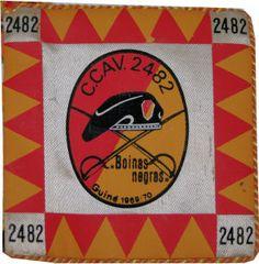 Companhia de Cavalaria 2482 do Batalhão de Cavalaria 2867 Guiné 1968/1970