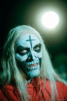 Bill Mosley as Otis, House of 1000 Corpses by Rob Zombie- he's my absolute…
