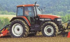 New Holland, Heavy Machinery, Farm Life, Agriculture, Farming, Fiat, Vintage, Tractor, Tractors