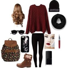 tumblr outfits for school - Google Search