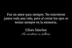 Te tengo en mi memoria...