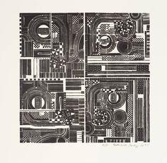 """And King Las"" 1975 Eduardo Paolozzi, Civilization, Cool Art, King, Fantasy, Technology, Fine Art, Board, Artist"