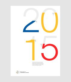 L' INEC, équivalent équatorien de notre INSEE Français, refait son identité visuelle avec un logo génératif.