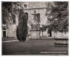 #monastery #tepla #klastertepla #sculpture #statue #history #heritage #architecture #art #today #myphoto #garden #saint #santa #jesus #photo #photography #photos #2017 #travel #trip #czech #cesko #česko #ceskarepublika #czechrepublic #czechia