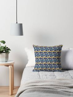 Dark blue throw pillow, Dark blue cushion cover, Geometric cushion, Abstract cushions, Blue cushion cover, Blue throw pillow, Blue pillows by ShadowbrightDesigns on Etsy https://www.etsy.com/uk/listing/542208662/dark-blue-throw-pillow-dark-blue-cushion