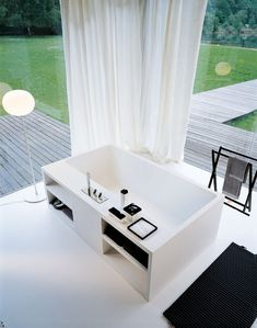 Agape - Products - Bathtubs - Cartesio