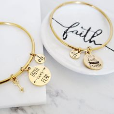 Faith Accessories Collection #faithjewelry Simple Jewelry, Dainty Jewelry, Bridesmaid Gifts, Bridesmaids, Gifts For Friends, Gifts For Her, Layering Necklaces, Personalized Gifts For Mom, Dainty Gold Necklace