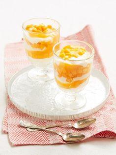 Mascarpone - Mango - Creme