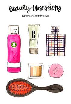 #brightlydecoratedlife tip: have fun, smile, & put on lip balm! (C) www.evelynhenson.com