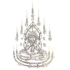 Hawaiian Tribal Tattoos, Samoan Tribal Tattoos, Back Tattoos, Tattoos For Guys, Tatuaje Khmer, Sak Yant Tattoo, Maori Tattoos, Traditional Thai Tattoo, Mandela Tattoo