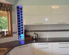 Echelon-kitchen-wine-racks-backlit-in-a-single-stack