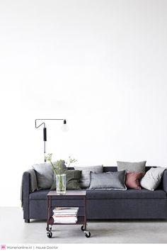 House Doctor Scandinavisch wonen, meubels, interieuraccessoires #scandinaviandesign #nordicdesign #scandinavianhome #nordichome #interiørinspirasjon #scandinavianhomes #interiør #scandihome #scandinavischwonen #scandinavisch #interieur