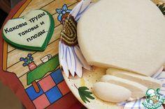 Панир - домашний сыр - кулинарный рецепт