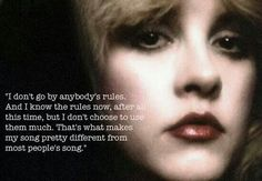 9 Stevie Nicks Quotes You Need