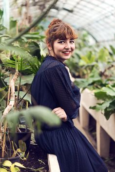Photoshoot | The Greenhouse