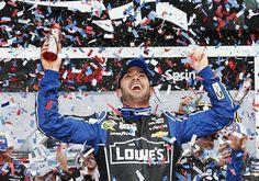 Johnson Wins His Second Daytona 500
