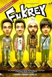 Fukrey Full Movie Download Hd. The paths of four dream-chasing college friends cross with an array of colourful characters, from a tough-talking Punjabi female don to a Jugaad Baaz college watchman. Mayhem ensues.