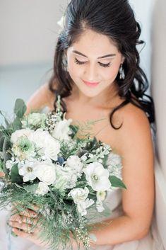 little miss lovely floral design // Dyanna LaMora Photography // a sweet affair weddings & events // lewes, de wedding