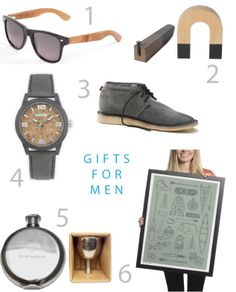 Gifts for men #FairTradeTuesday