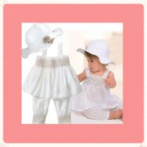 Baby trouser suit with hat £9.50  uk delivery  pearly cloud boutique - Store