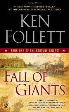 Fall of Giants: Book One of the Century Trilogy by Ken Follett, http://www.amazon.com/dp/0451232852/ref=cm_sw_r_pi_dp_8ww0rb16SB054