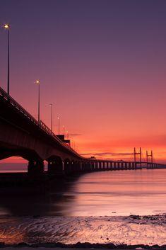 Severn Beach - England (by Graham Duerden)