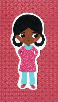 LECTURE - Lalita, la petite Indienne de Marion Cocklico- Lalita vit à Chennai. Dans cette fiction documentée, l'enfant la suit dans les préparatifs d'une fête, lors de sa visite au temple pour honorer les dieux et voir l'éléphant sacré, chez son oncle tailleur, devant la porte de sa maison où elle réalise des dessins porte-bonheur. Avec un atelier créatif et une recette à réaliser soi-même.