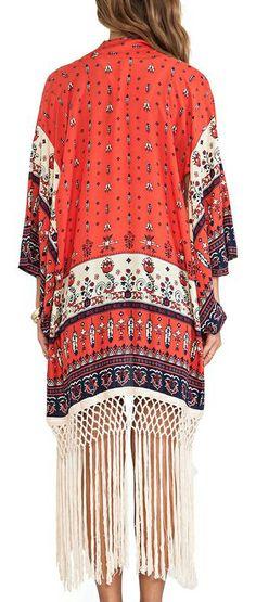 Desert Wanderer Kimono