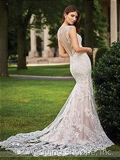 Bridal Gowns David Tutera for Mon Cheri Sonal Bridal Gown Image 1