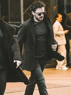 Kit Harington ~ Kit Harrington, Dany And Jon, Kit And Emilia, A Dream Of Spring, John Snow, Slick Hairstyles, Beard Styles For Men, Baby Kit, Fantasy Male