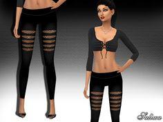 Sims 4 CC's - The Best: Leggings by Saliwa