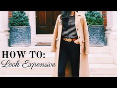 Cheap Ways To Look Expensive Fall Capsule Wardrobe, My Wardrobe, How To Look Expensive, Classic Outfits, Second Hand, Cheap Clothes, Wardrobes, That Look, My Style