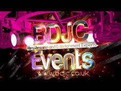 Moving head intelligent lighting video @BDJC Events @Carouselwindsor